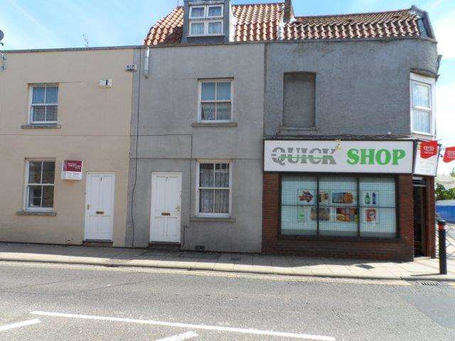 3 Bedrooms Terraced House for sale in Norwich Road, Wisbech, Cambridgeshire, PE13 2AP