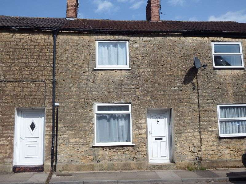 2 Bedrooms Terraced House for sale in West Street, Crewkerne