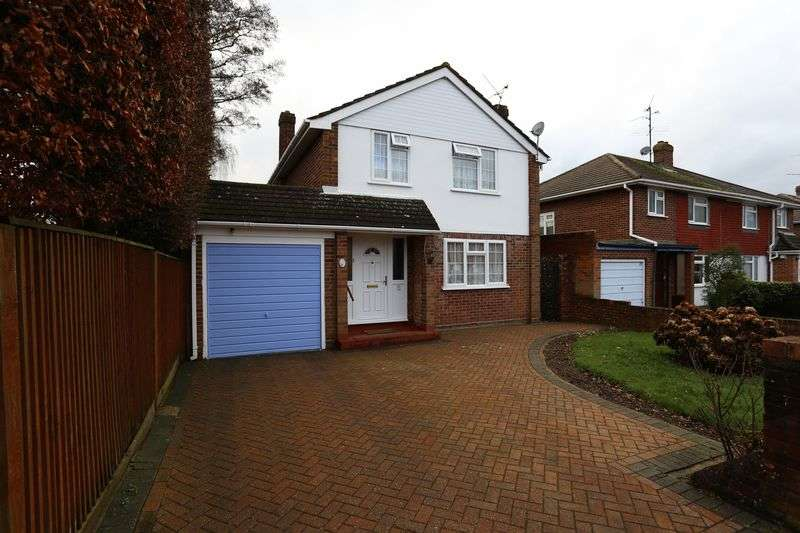 3 Bedrooms Detached House for sale in Antrim Road, Woodley