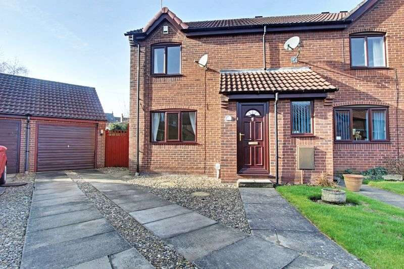 3 Bedrooms Terraced House for sale in Victorias Way, Cottingham