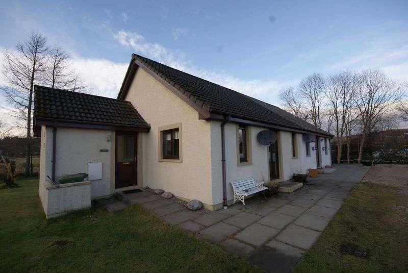 2 Bedrooms Semi Detached Bungalow for sale in New to market 2 Bedroom Bungalow Great Value Ferrycroft Cottages, Lairg