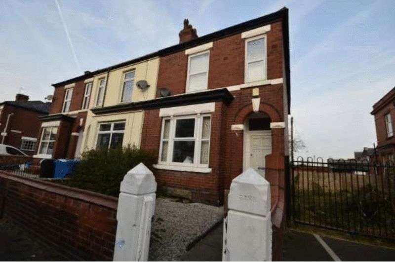 3 Bedrooms Terraced House for sale in Bloom Street, SK3 9LA