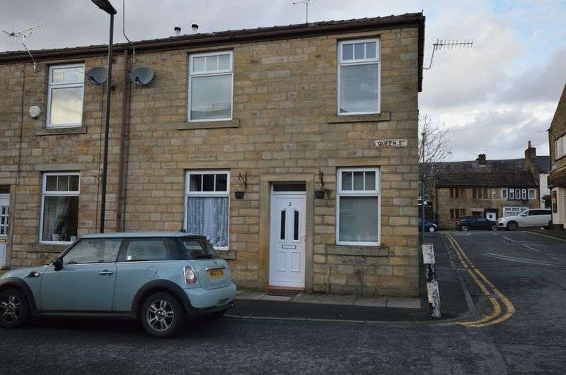 2 Bedrooms Terraced House for sale in Queen Street, Littleborough