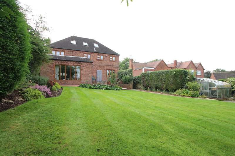 4 Bedrooms Detached House for sale in Middlefield Lane, Hagley, Stourbridge, DY9