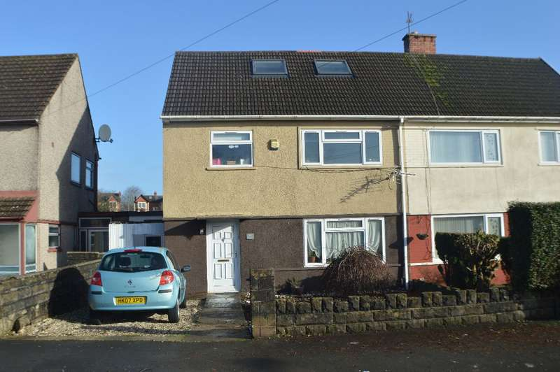 5 Bedrooms Semi Detached House for sale in Colwinstone Street, Llandaff North