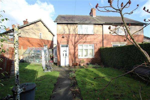 2 Bedrooms Semi Detached House for sale in St Peters Avenue, Beechwood, Sowerby Bridge