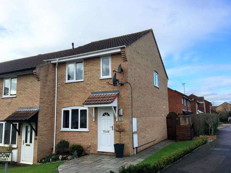 3 Bedrooms End Of Terrace House for sale in Trent Meadow, Taunton, Somerset
