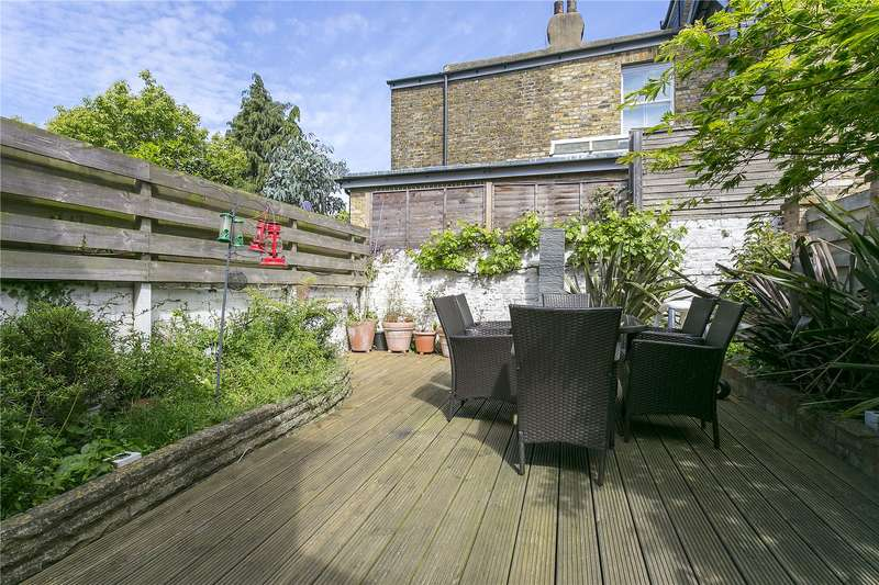 5 Bedrooms Terraced House for sale in Honeywell Road, Battersea, London, SW11