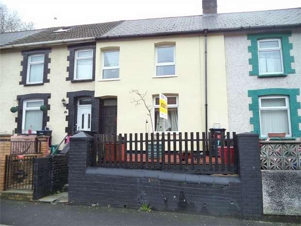 3 Bedrooms Terraced House for sale in Brynhyfryd Terrace, Waunlwyd, EBBW VALE, Blaenau Gwent