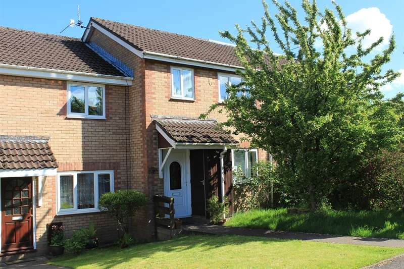 3 Bedrooms Terraced House for sale in Pinecrest Drive, Thornhill, Cardiff