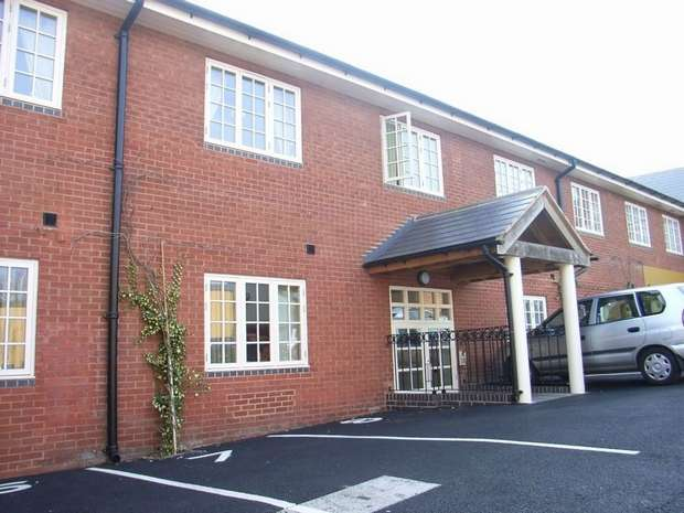 2 Bedrooms Flat for sale in High Street, Lutterworth