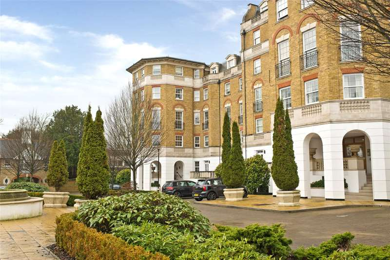 2 Bedrooms Flat for sale in Chapman Square, Wimbledon, London, SW19
