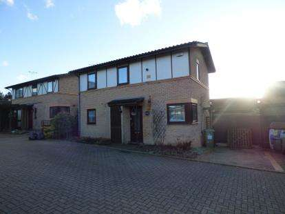 3 Bedrooms Detached House for sale in Withycombe, Furzton, Milton Keynes, Buckinghamshire