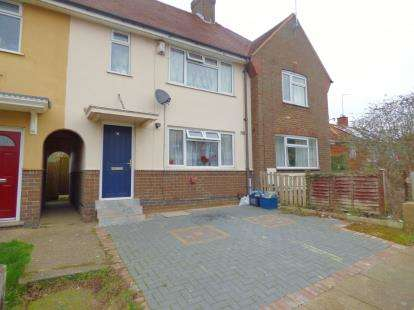 3 Bedrooms Terraced House for sale in Monmouth Road, Northampton, Northamptonshire
