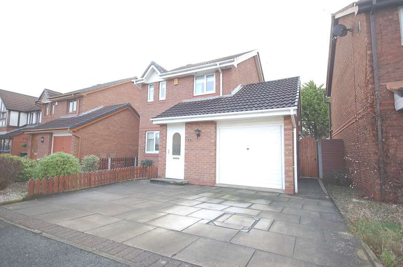 3 Bedrooms Detached House for sale in Eider Close, Thornton-Cleveleys