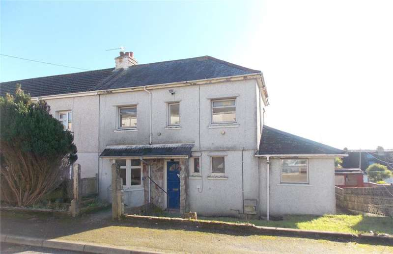 3 Bedrooms End Of Terrace House for sale in The Beacon, Falmouth, Cornwall