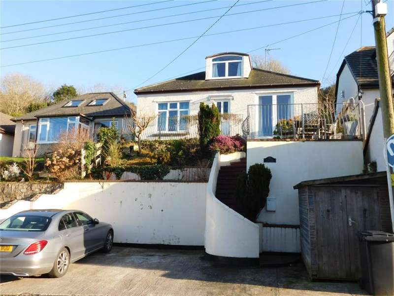3 Bedrooms Detached Bungalow for sale in Perrancoombe, Perranporth