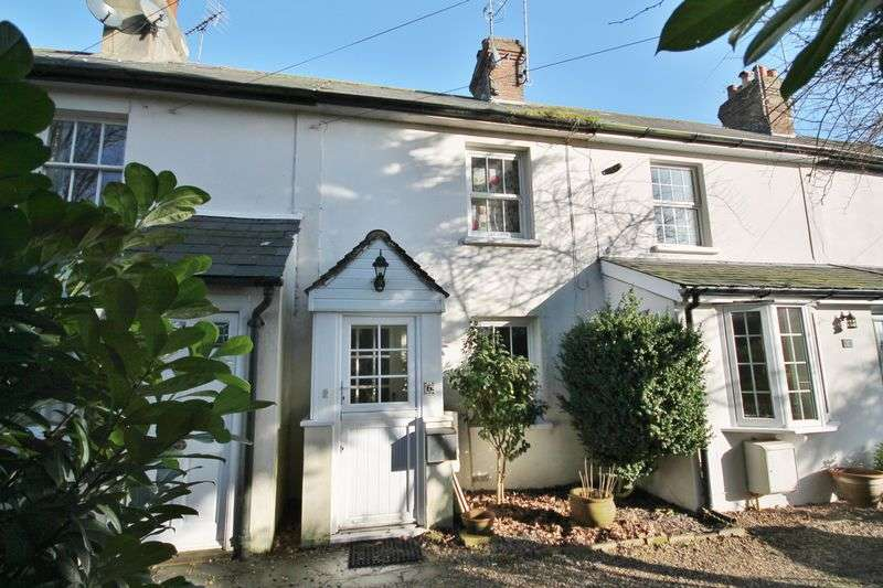 2 Bedrooms Terraced House for sale in Dukes Row, Cootham