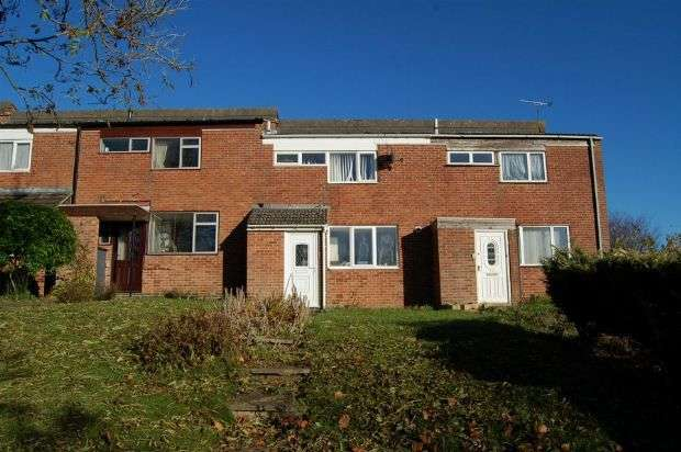 3 Bedrooms Terraced House for sale in The Severn, The Grange, Daventry NN11 4QR