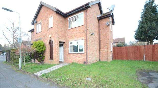1 Bedroom End Of Terrace House for sale in Sibley Park Road, Earley, Reading