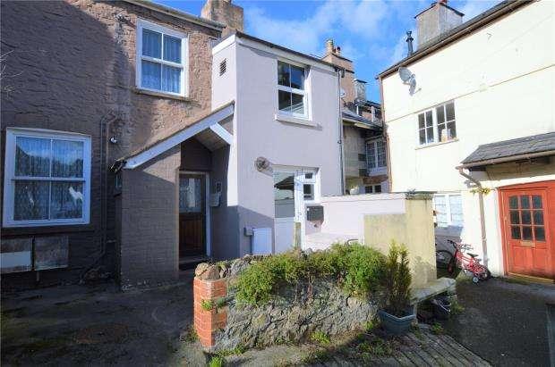 1 Bedroom Maisonette Flat for sale in Plymouth Road, Buckfastleigh, Devon