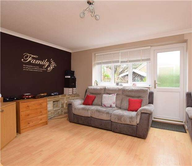2 Bedrooms Maisonette Flat for sale in Grange Court, London Road, Wallington, Surrey, SM6 7DT