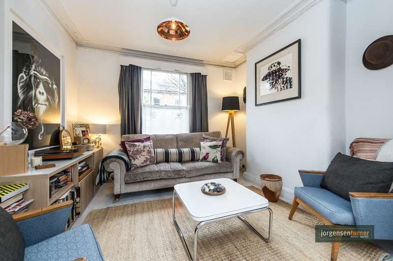 2 Bedrooms House for sale in Oliphant Street, London, W10 4EG