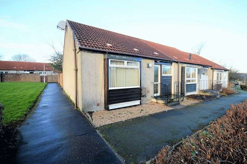 1 Bedroom Bungalow for sale in Rimbleton Avenue, Rimbleton, Glenrothes