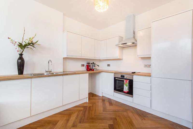 1 Bedroom Flat for sale in Campden Road, Croydon, CR2