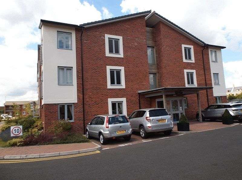 1 Bedroom Flat for sale in Avalon Court,Newport, Lincoln: ** GROUND FLOOR ** Retirement apartment