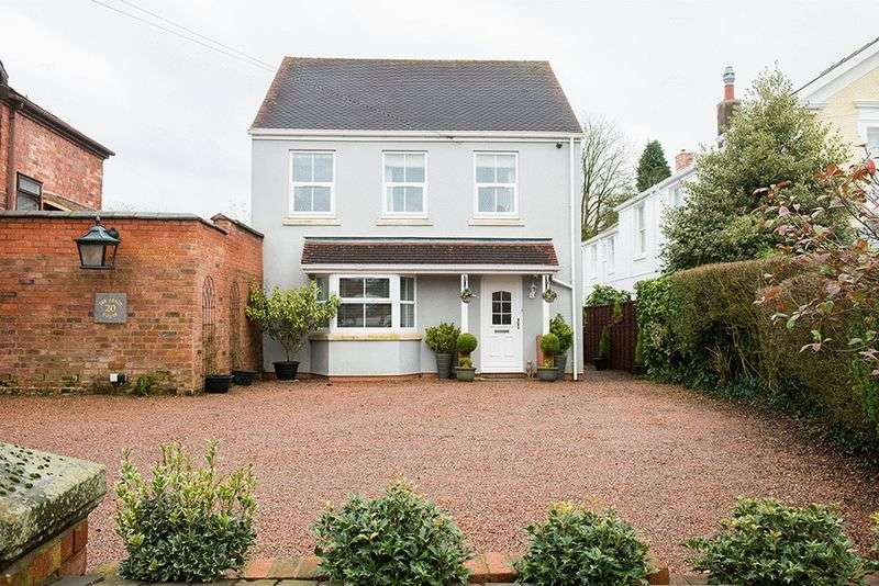 4 Bedrooms Detached House for sale in Birmingham Road Blakedown DY10 3JE