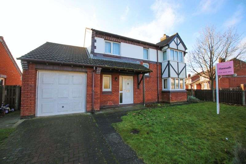 4 Bedrooms Detached House for sale in 16 Clendinning Avenue, Portadown