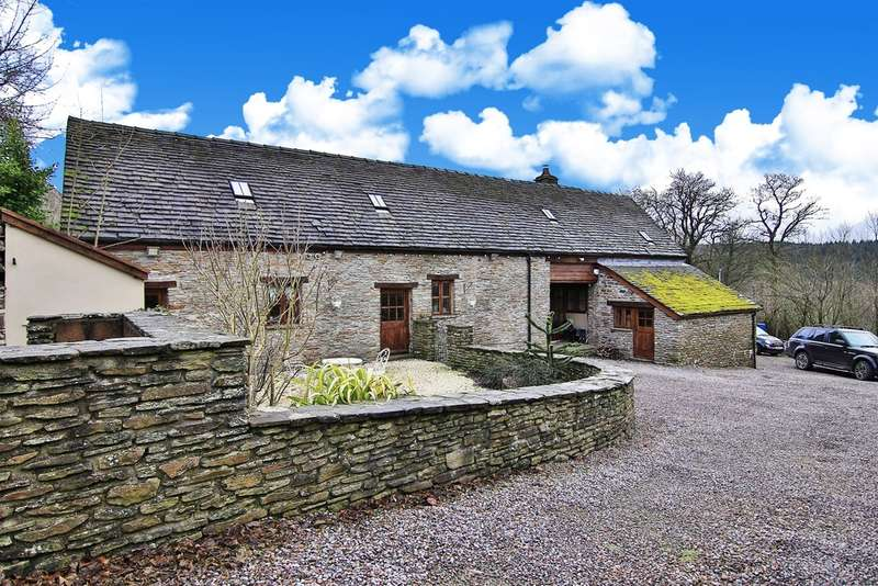 4 Bedrooms Farm House Character Property for sale in The Rhyswg, Cwmcarn, Newport