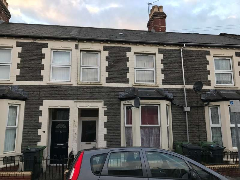3 Bedrooms Terraced House for sale in Wells Street, Cardiff