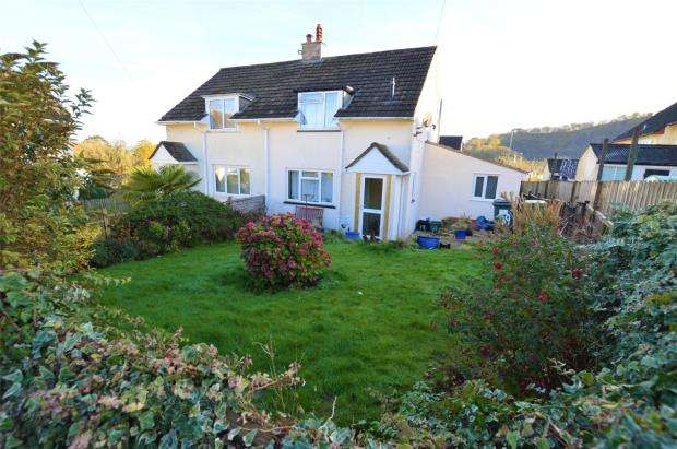 3 Bedrooms Semi Detached House for sale in Tweenaways, Buckfastleigh, Devon