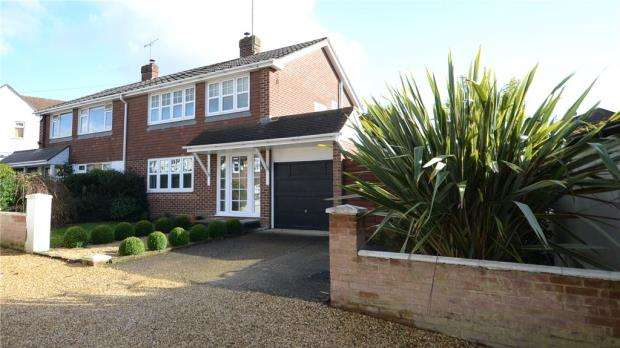 3 Bedrooms Semi Detached House for sale in Park Road, Wokingham, Berkshire