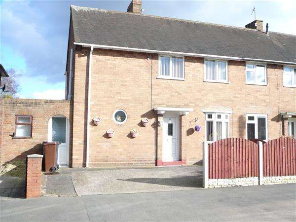 3 Bedrooms Terraced House for sale in Bealeys Avenue, Wednesfield, Wednesfield