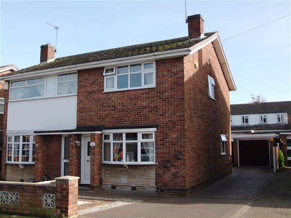 3 Bedrooms Semi Detached House for sale in Meadow Road, Scunthorpe