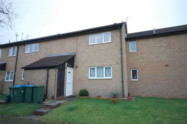 1 Bedroom Flat for sale in Orwell Drive, Aylesbury, Buckinghamshire