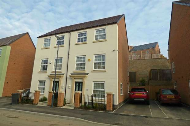 3 Bedrooms Semi Detached House for sale in Tile Lane, Nuneaton, Warwickshire