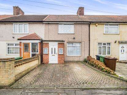 3 Bedrooms Terraced House for sale in Dagenham, Dagenham, Essex