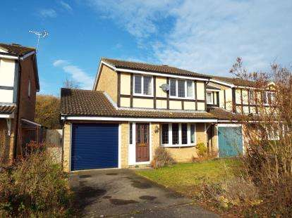 3 Bedrooms Detached House for sale in Milton, Cambridge, Cambridgeshire