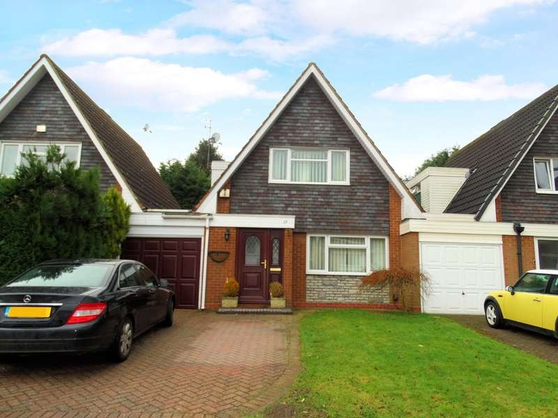 2 Bedrooms Semi Detached House for sale in Raddington Drive, Solihull