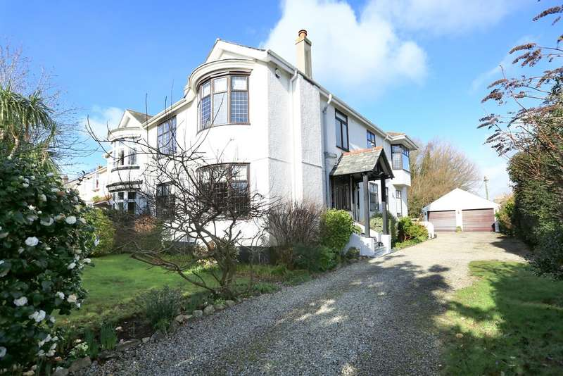 4 Bedrooms Semi Detached House for sale in Hartley, Plymouth