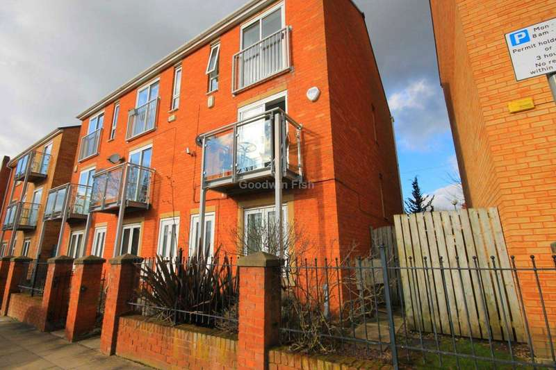 4 Bedrooms Town House for sale in St Wilfrids Street, Hulme