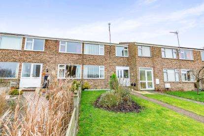 3 Bedrooms Terraced House for sale in Winston Crescent, Brackley, Northamptonshire, Northants