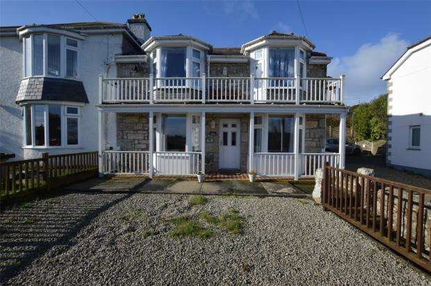 2 Bedrooms Flat for sale in Sycamore Apartments, St. Ives Road, Carbis Bay, St. Ives