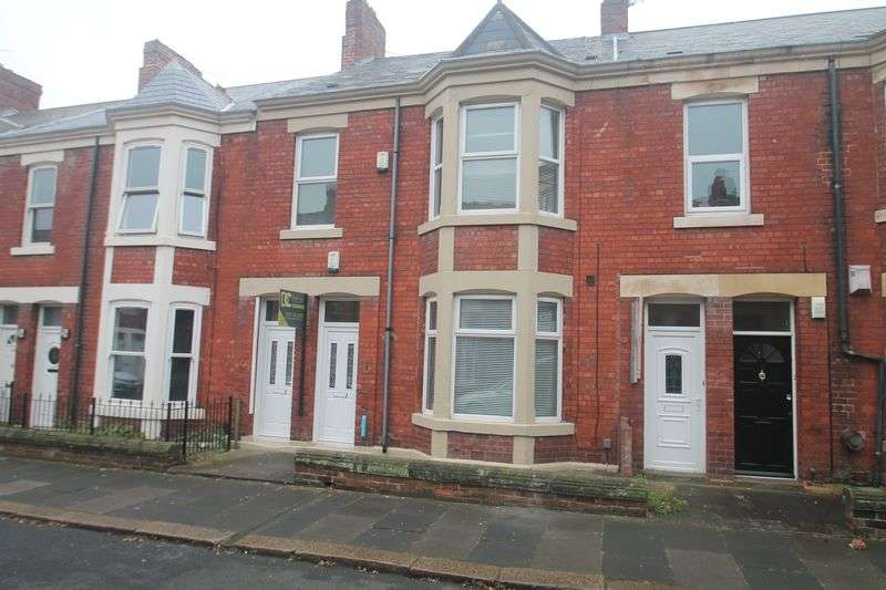 2 Bedrooms Flat for sale in Balmoral Terrace, Newcastle upon Tyne