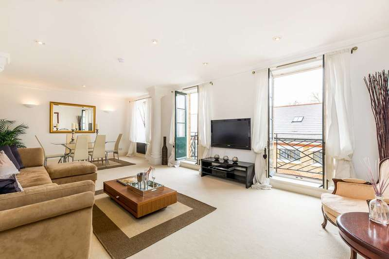 2 Bedrooms Flat for sale in Water Lane, Richmond, TW9