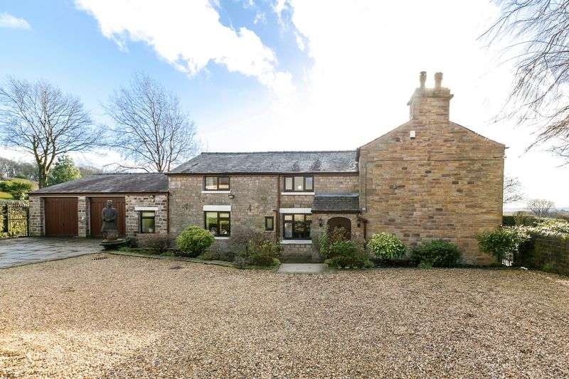 4 Bedrooms Detached House for sale in Astley Farm House, Pendlebury Lane, Haigh, WN2 1LU